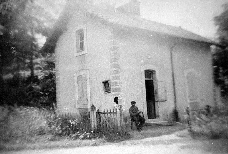 Vakantiehuisje Bourgogne 1946